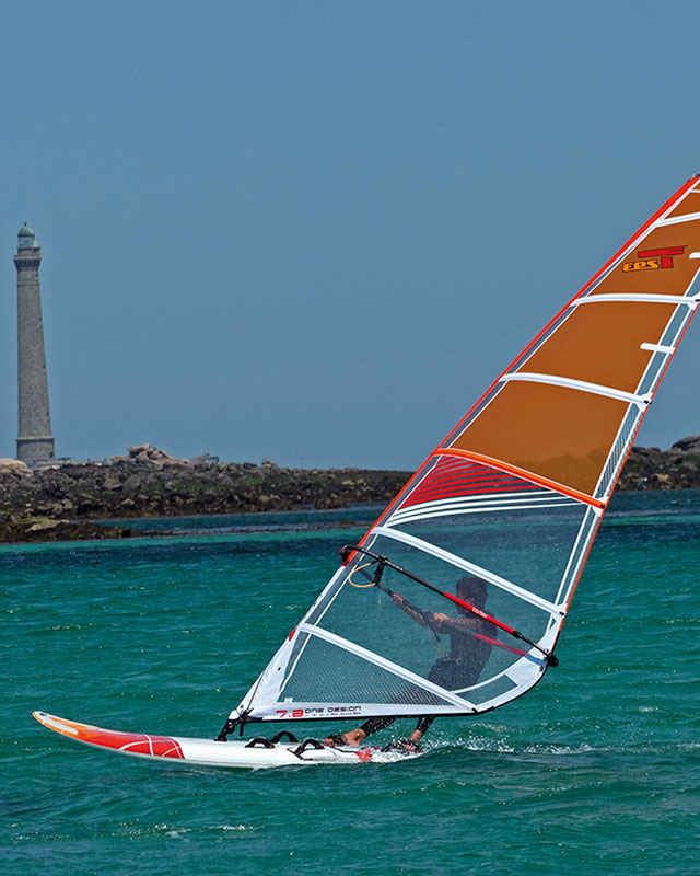 Intermediate Windsurfs