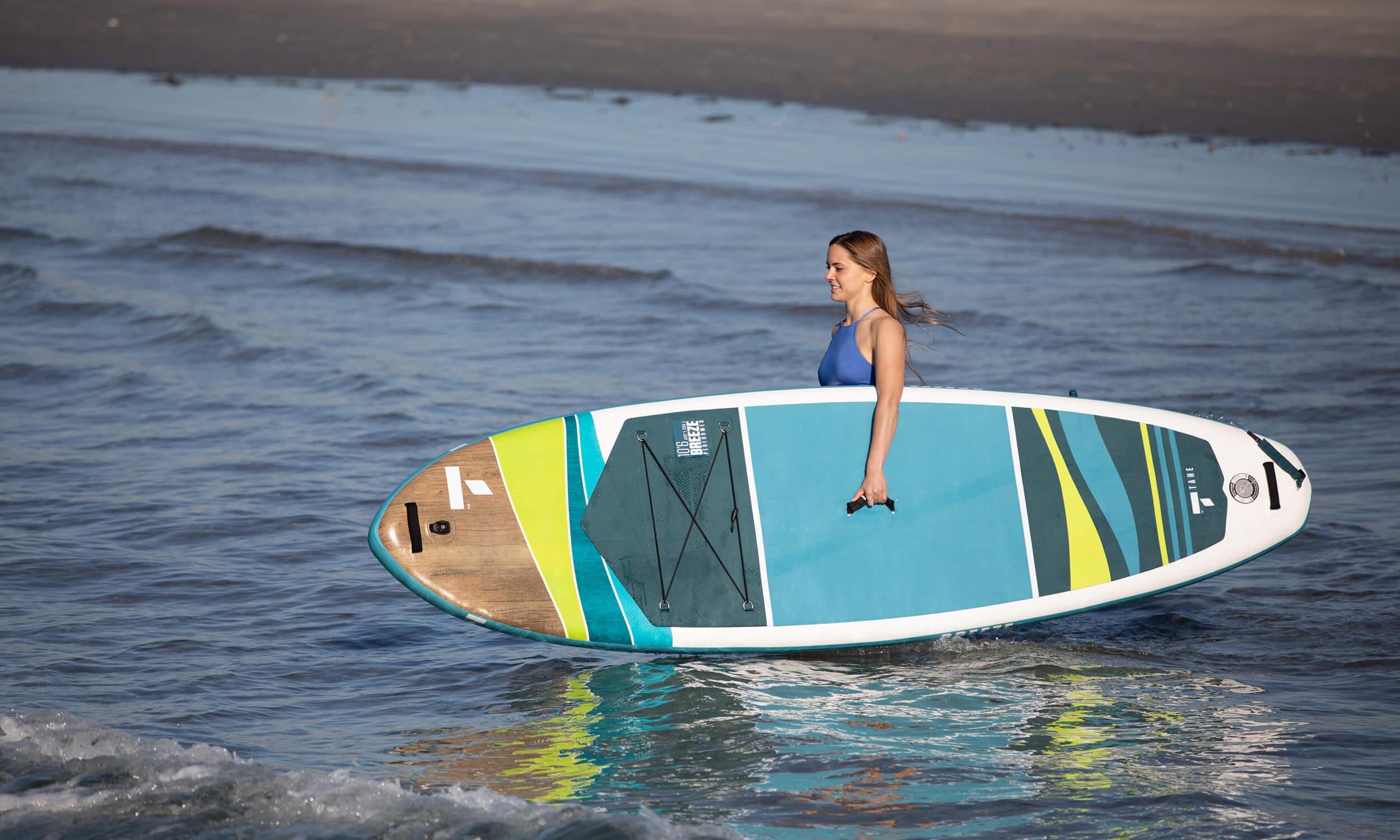 Breeze SUP Series