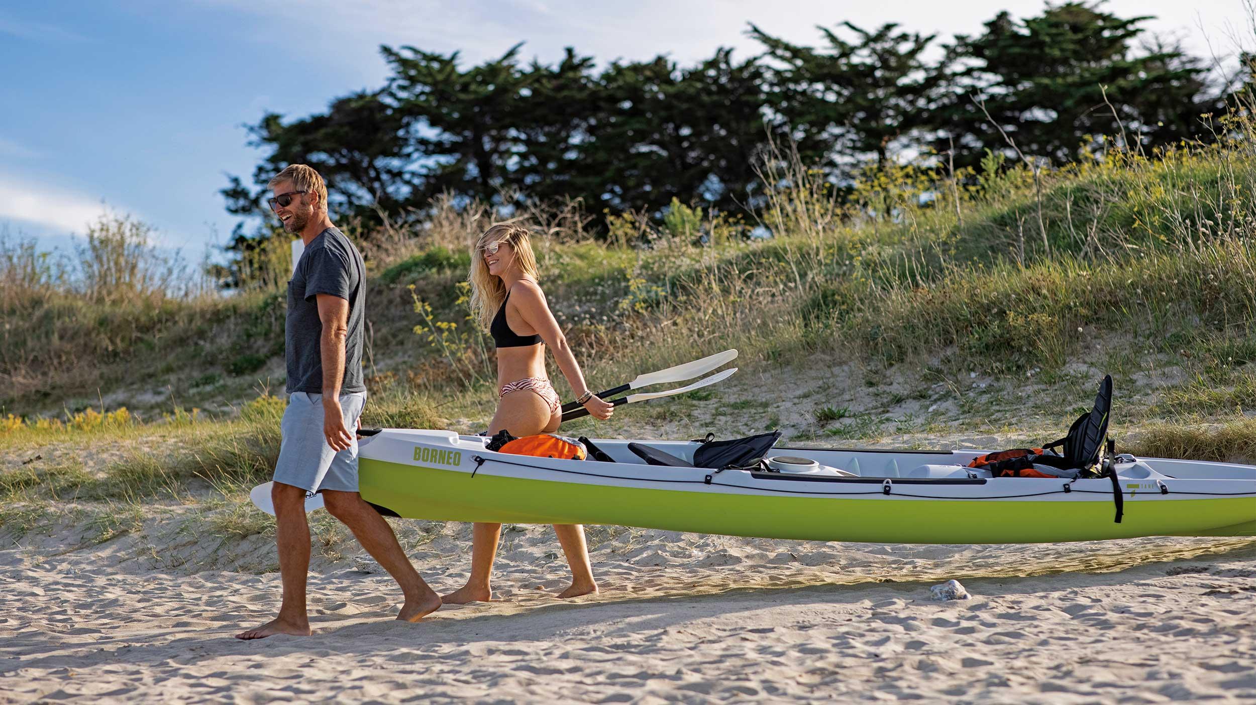 Kayaks by model