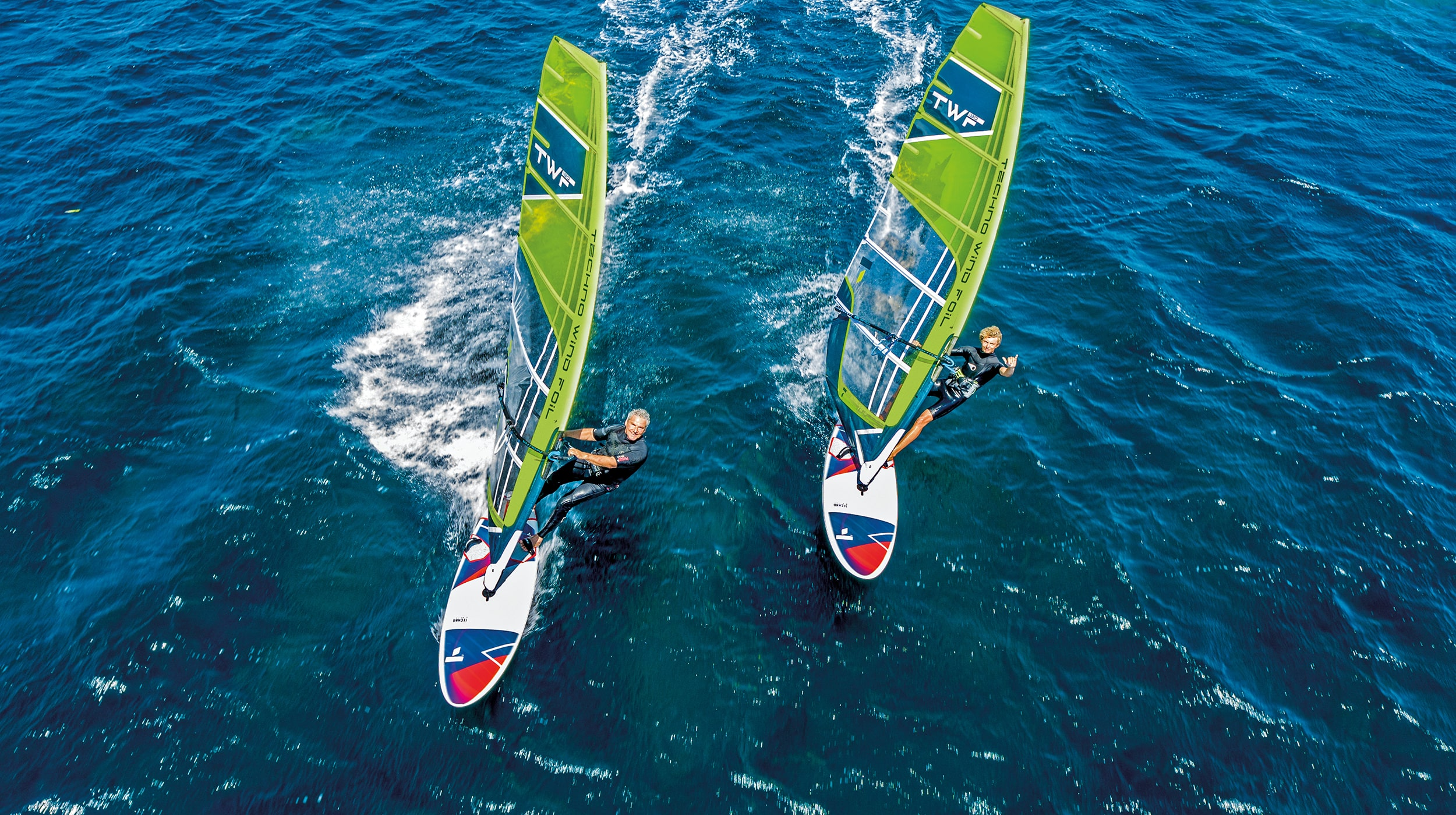 Intermediate Windsurfs