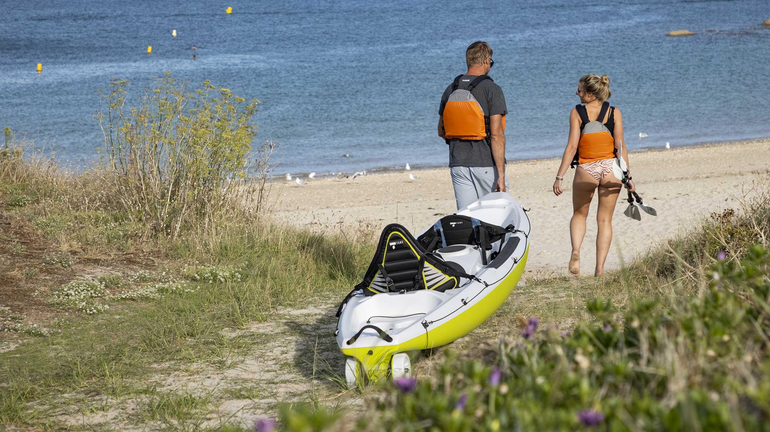 Kayaks par type