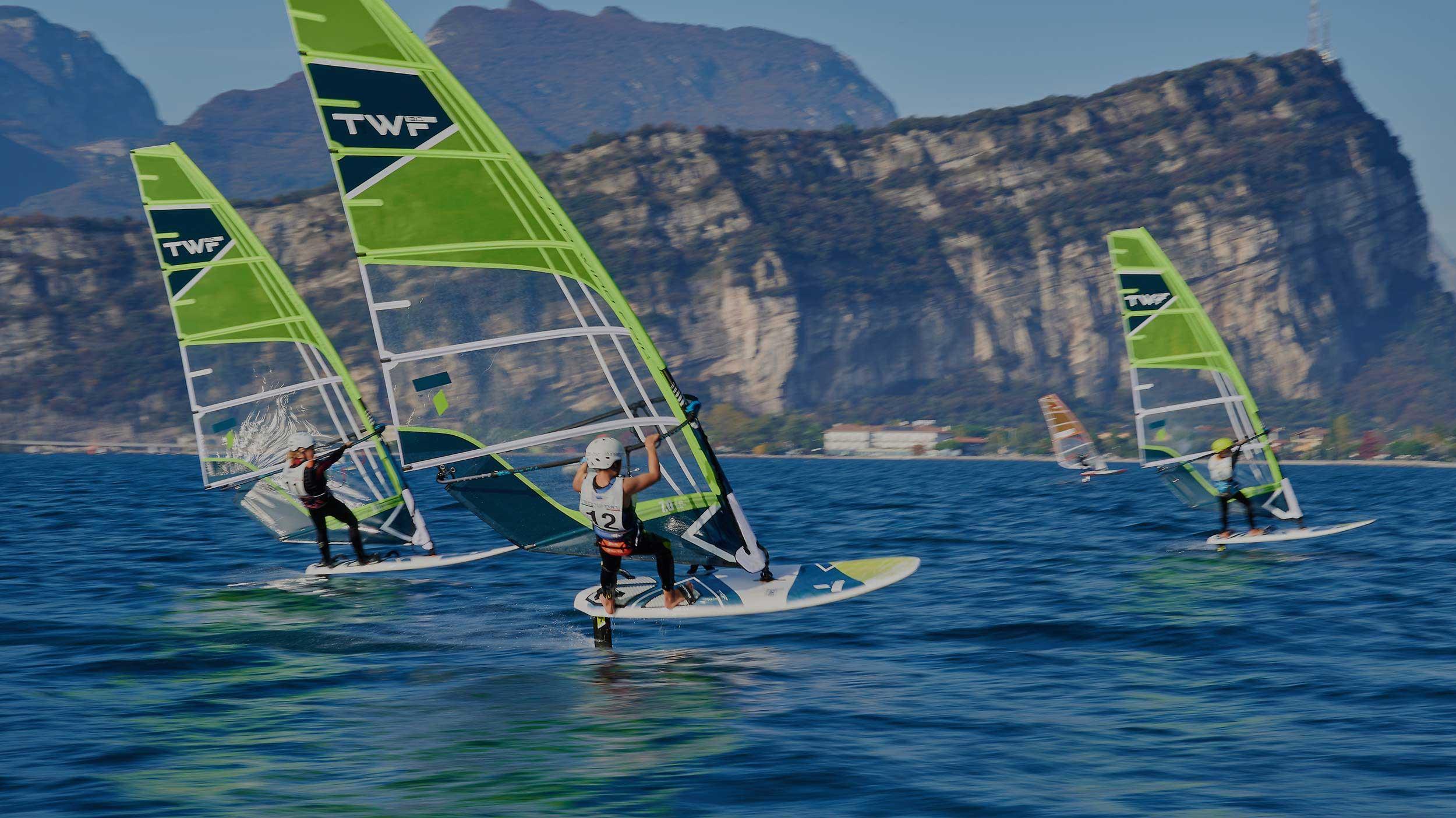 Techno windsurf series