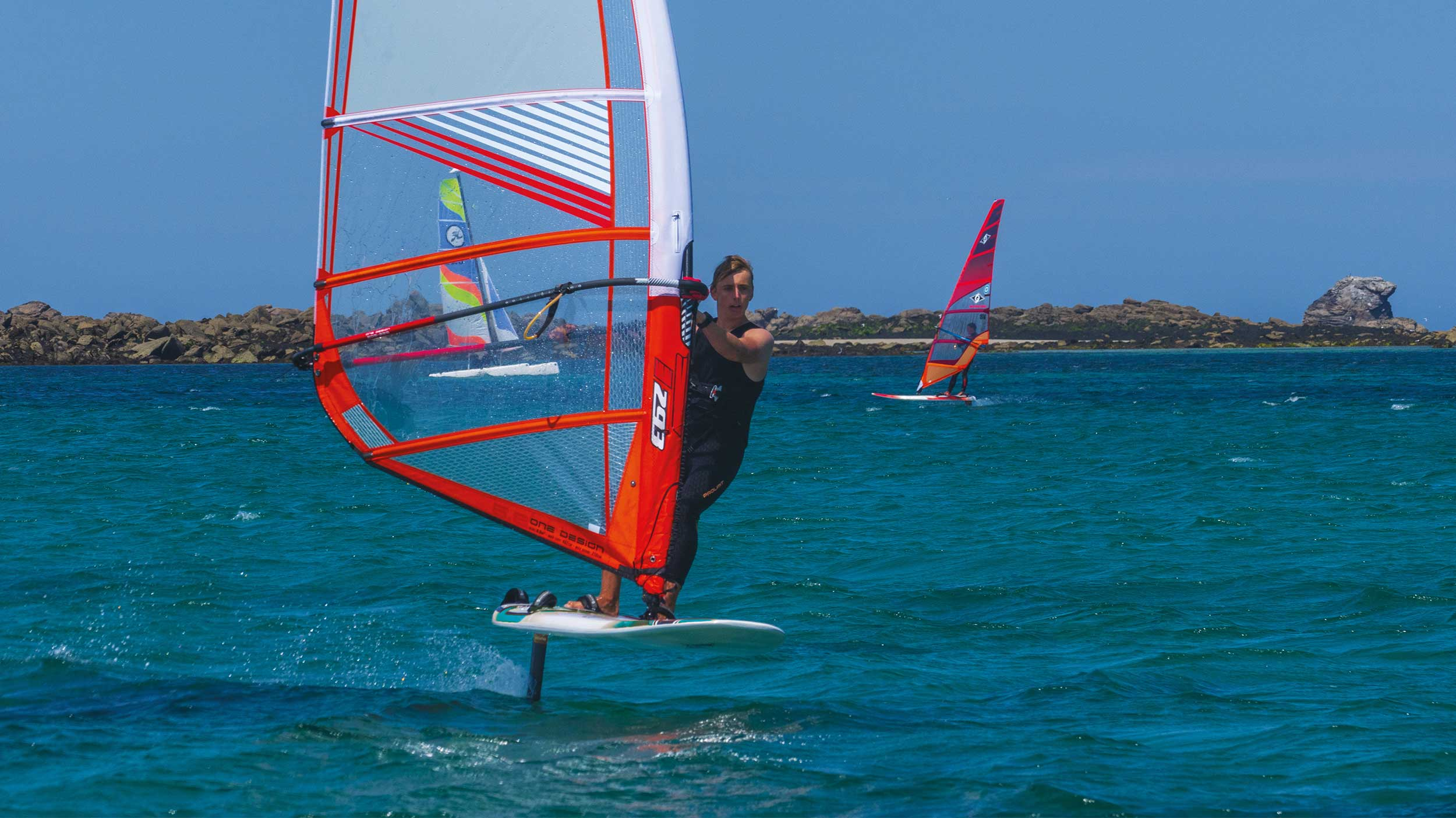 Windsurf freeride