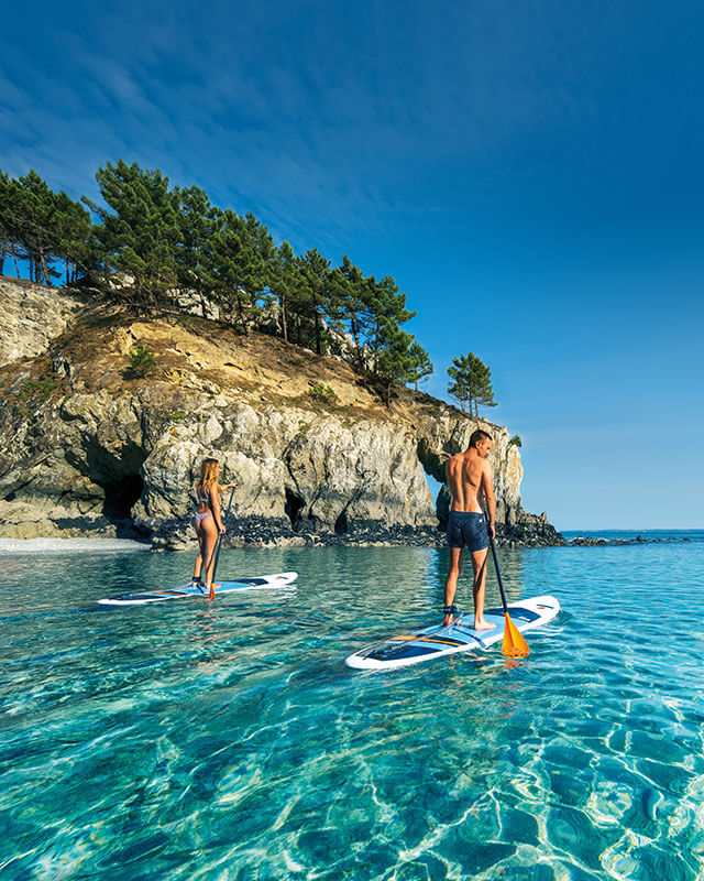 Beach SUP Series