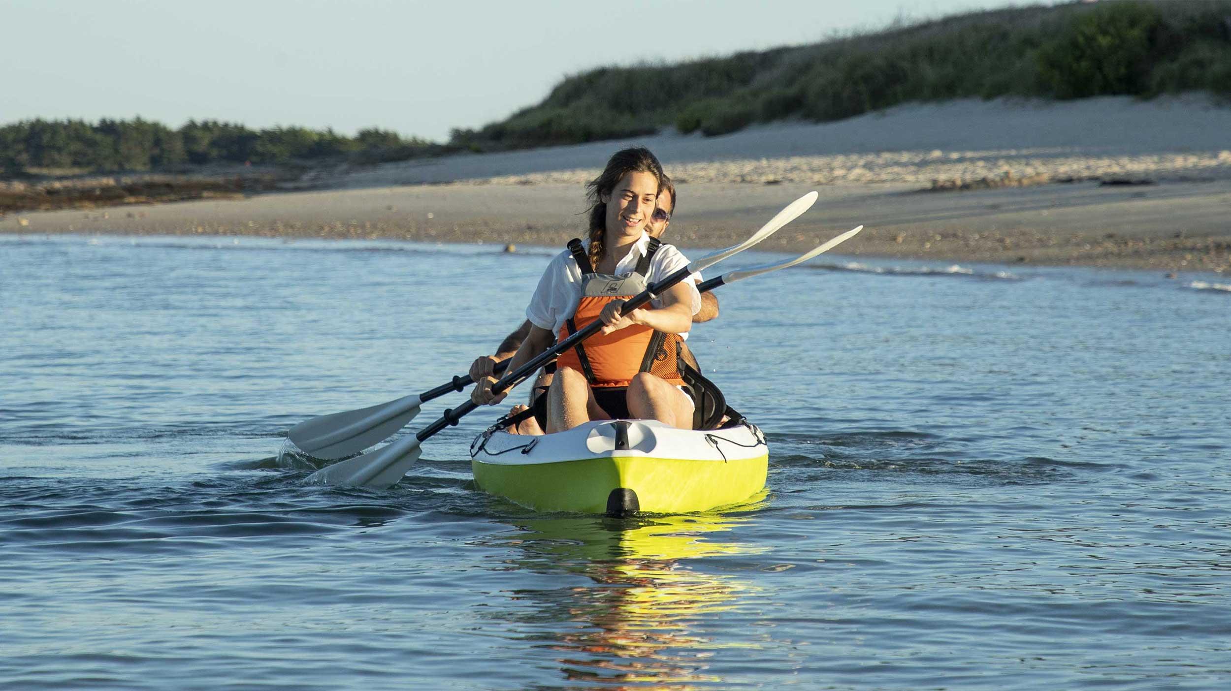 Kayaks rigides