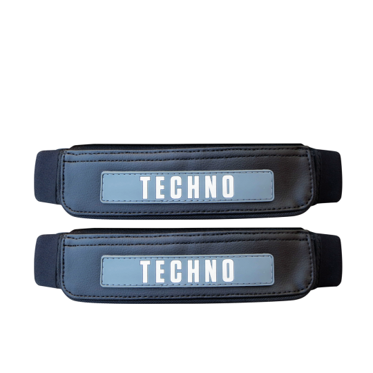 WIND TECHNO FOOTSTRAP X2