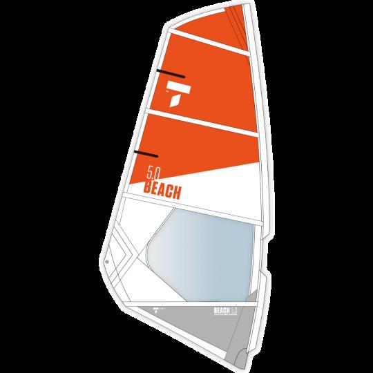 Voile  BEACH 5.0