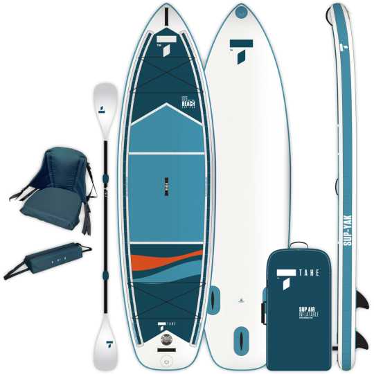 "10'6"" Beach SUP-YAK + Kayak Kit"