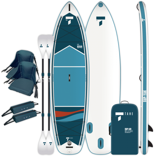 "11'6"" Beach SUP-YAK + Kayak Kit"